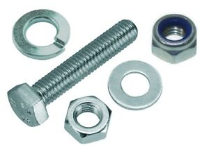 Bolt And Washer >> Details About M5 X 12mm Nut Bolt Washer Set Stainless Steel Drop Down Box Options