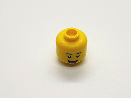 LEGO-MINIFIGURES X 1 HEAD FOR THE LEGO Brick Suit Guy FROM SERIES 18 PARTS