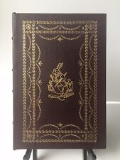 Alice's Adventures in Wonderland, by Lewis Carroll, Easton Press, Illustrated