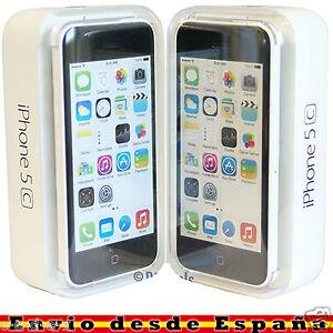 Telefono-Movil-Original-Apple-iPhone-5c-16GB-Blanco-Libre-IMPOLUTO-OUTLET