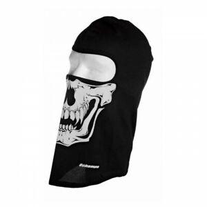 Schampa Original Skull Balaclava, Black, 15-103J | eBay