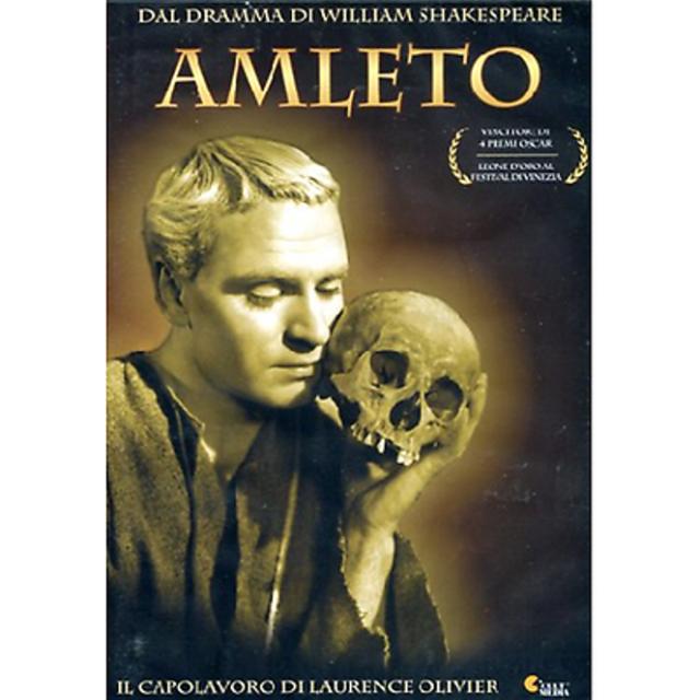 Dvd AMLETO - (1948) .....NUOVO