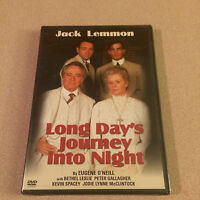 Long Day's Journey Into Night DVD Lemmon OOP Image Entertainment Rare HTF