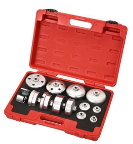9 CIRCLE 62607 Professional Oil Filter Wrench Set
