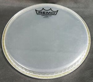 Remo-Ambassador-20-034-Bassdrum-Fell-Clear-Batter-Head-USA-Klar-REBA-1320-812370