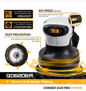 Lijadora orbital eléctrica Atrapador filtro de polvo papel lija Alta calidad