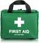 miniatura 2 - Kit di primo soccorso di 90 pezzi con ghiaccio pronto uso, coperta d'emergenza