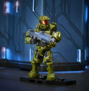 *IN HAND* SDCC 2020 MATTEL HALO MASTER CHIEF COLLECTION MICRO FIGURE SET