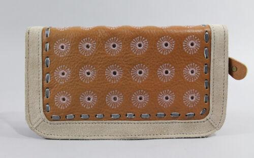 Taj Wallet di Portafoglio marrone bufalo pelle Scherer Wood Portmonee in rSFExvrqpn