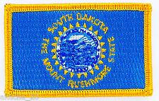 Ecusson Brodé PATCH drapeau DAKOTA du SUD SOUTH USA FLAG EMBROIDERED