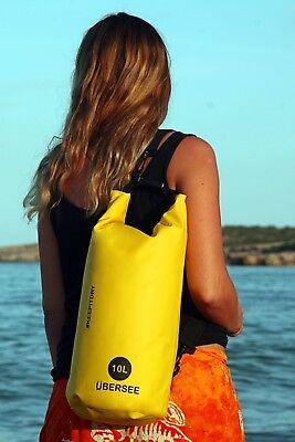 Spro Drybag 5L PVC 250D Wasserdichte Tasche fürs Boot Kajak Bellyboot Boat NEW
