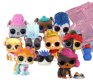 LOL-Surprise-Choose-Your-Doll-Pets-All-New-Unplayed-Series-3-4-Authentic-MGA