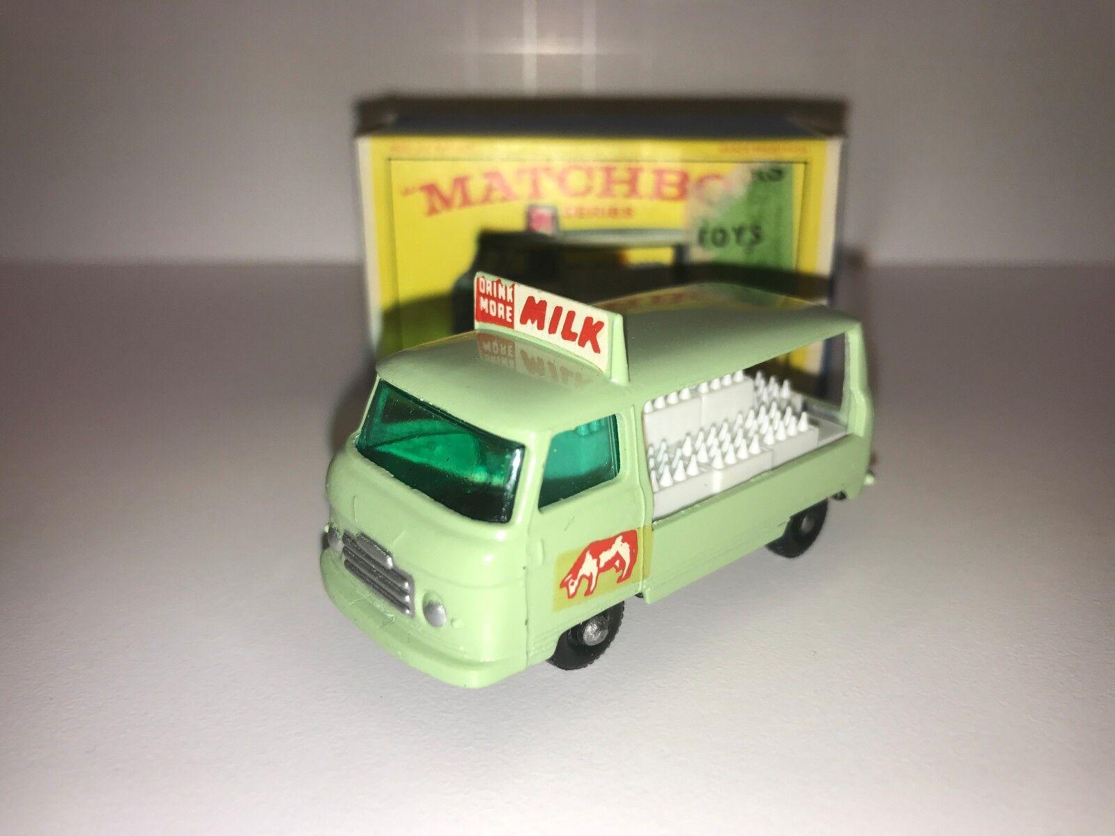 Matchbox Lesney  21 leche entrega Van