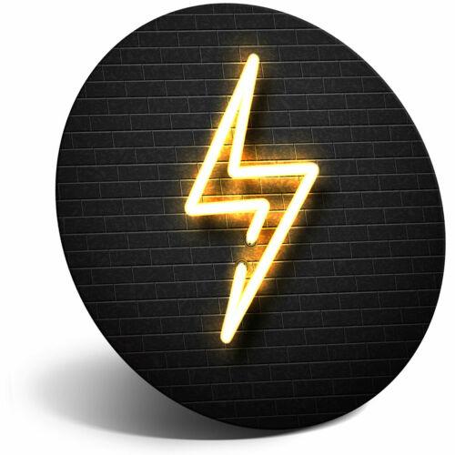 Impresionante FRIDGE MAGNET-Neón Rayo eléctrico #12882 De Regalo Genial