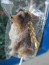 Australian Shepherd Brown Docked Tail ~ Key Chain ~ Great Gift Item