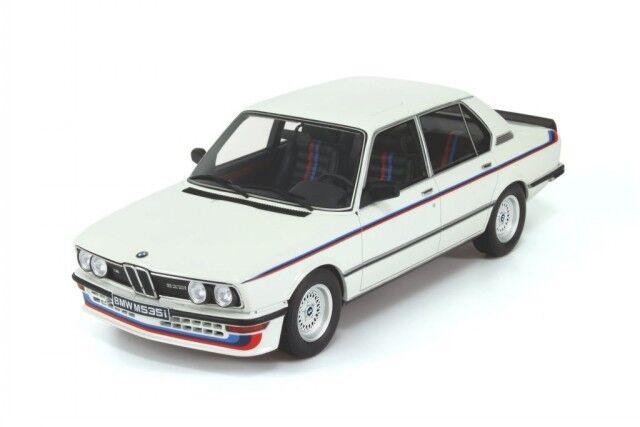 BMW e12 M535i alpin weiss Modellauto Resine OT139 Otto 1 18  | Guter weltweiter Ruf