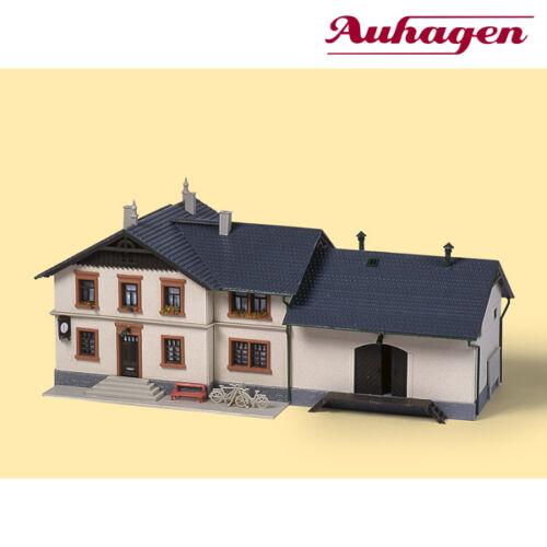 NEU /& OVP + Auhagen 11362 H0 Bahnhof Oberrittersgrün