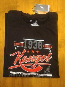 Kangol-Men-039-s-T-Shirt-XL-New-With-Tags-100-Cotton
