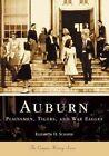 Auburn Plainsmen Tigers & War Eagles by D Elizabeth Shafer 9780738515731
