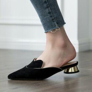 pointus leurs sur les à bloquent chaussures Les femmes talons talons élégantes vtn1qp
