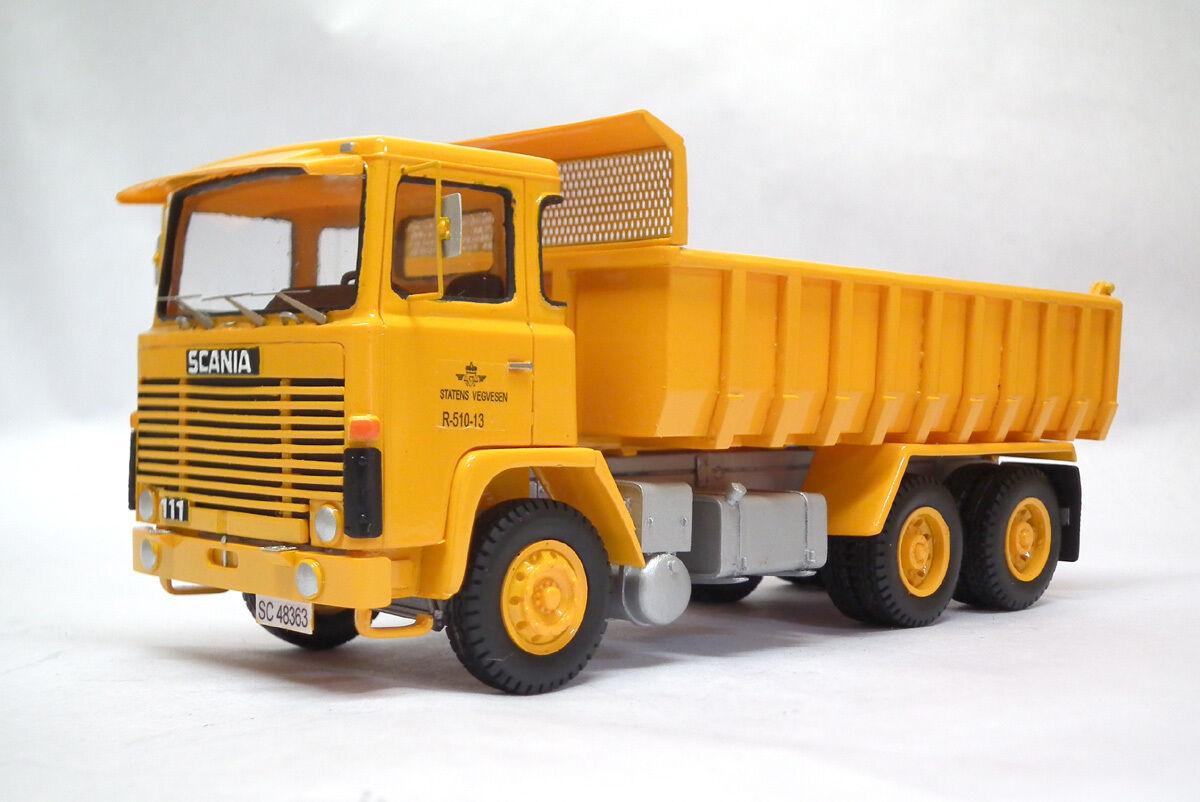 Bausatz Resin 1 50 Scania 111 111 111 Statens Vegvesen - von Fankit Models cca7e8