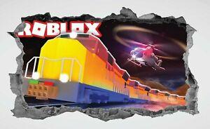 Roblox,Kids,Sticker,Decal,Bedroom,3d,Wall Art,Children/'s,Mural