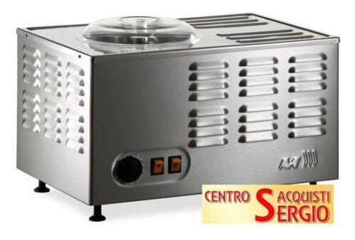 Musso GELATIERA STELLA con compressore Ice Cream Machine INOX NUOVA MADE ITALY