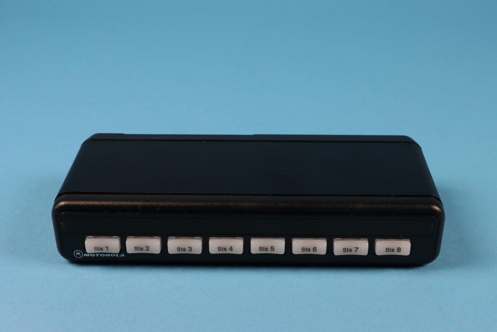 Motorola Systems 9000 HLN1198D & HLN1225D DEK Control Head Combo Spectra. Buy it now for 24.00