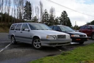 1997 Volvo 850 Estate