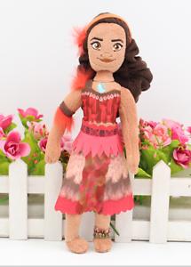 NEW-Authentic-Disney-Princess-Moana-Movie-Plush-Toy-9-039-039-Gift