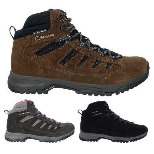 Berghaus Expeditor Trek 2.0 Mens Waterproof Walking Hiking Boots Size 8-11