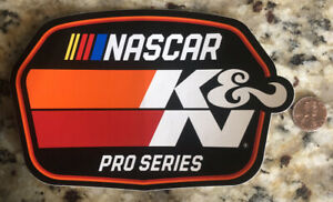 K-amp-N-HI-Flow-AIR-Filters-NASCAR-Sticker-DECAL-SHELBY-Roush-COBRA-Ford-GT-Chevy