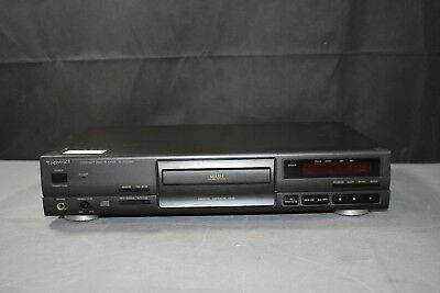 Technics Sl-pg490 Mash Compact Disc Player Used 001638 - B