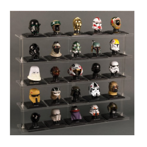 CHOOSE YOUR FAVOURITE De AGOSTINI STAR WARS 1//5 SCALE HELMET COLLECTION