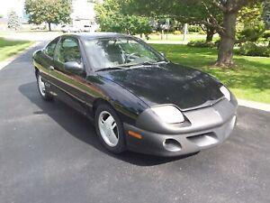 1999 Pontiac Sunfire GT