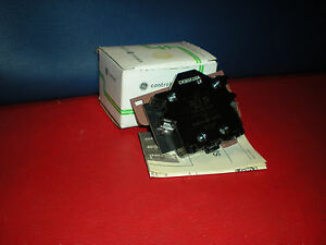 GENERAL ELECTRIC CR305X100A Auxiliary Contact Block
