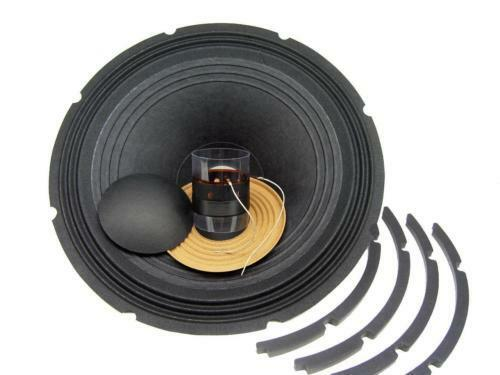 Recone Set für Electro-Voice 15   DL15SX SX500 SX500A Premium Ss Audio Teile