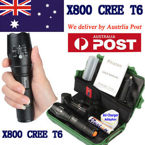 20000LM-X800-Shadowhawk-Flashlight-CREE-XML-T6-LED-Torch-Zoomable-18650-Charger