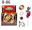 Beyblade-BURST-B-86-Starter-Legend-Spriggan-7-Launcher-Grip-Fight-Jouet-Enfant miniature 1