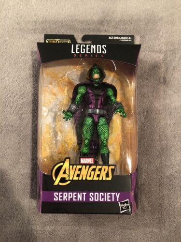 Marvel Legends Infinity War KING COBRA Serpent Society  NO THANOS BAF IN STOCK