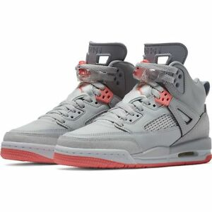 Jordan Spizike (GS) 535712-026 WOLF GREY SUNBLUSH-PURE PLATINUM ... fb9fed121950