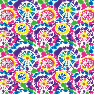 Hydrographic Film Hydro Dipping Tie Dye LL-310-A Water Transfer Printing Film