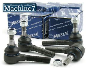 VW-T2-Camper-Bay-Bus-Track-Tie-Rod-End-Kit-Steering-Refurb-Ball-Joints-Van-BEST