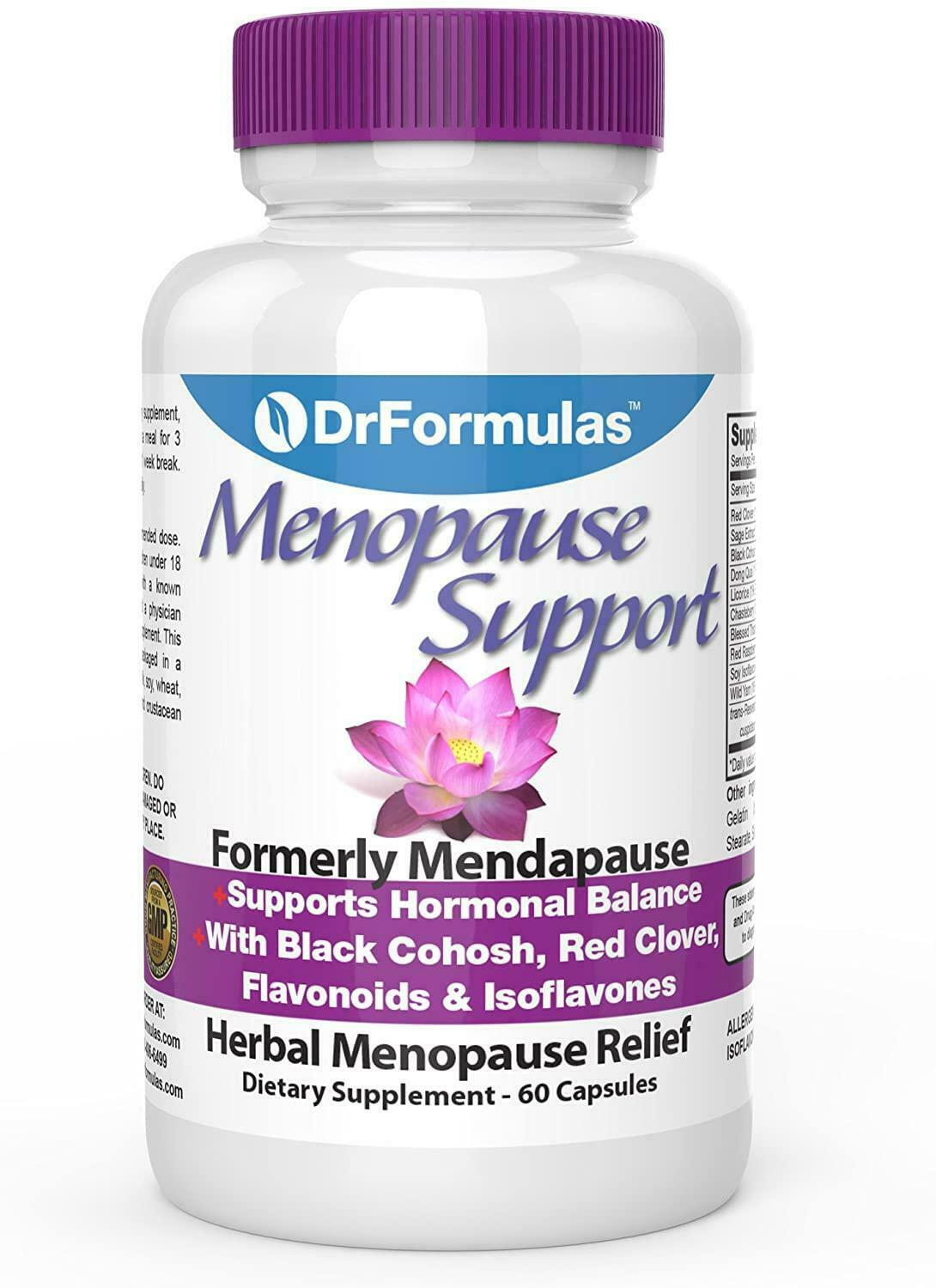 Menopause Supplements For Relief, Support And Weight Loss -6462