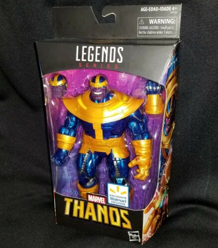 Marvel Legends Avengers THANOS WalMart Exclusive Infinity Gauntlet Figure