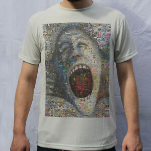La-Pared-Diseno-De-Mosaico-T-Shirt-Pink-Floyd-de-Fan-Art