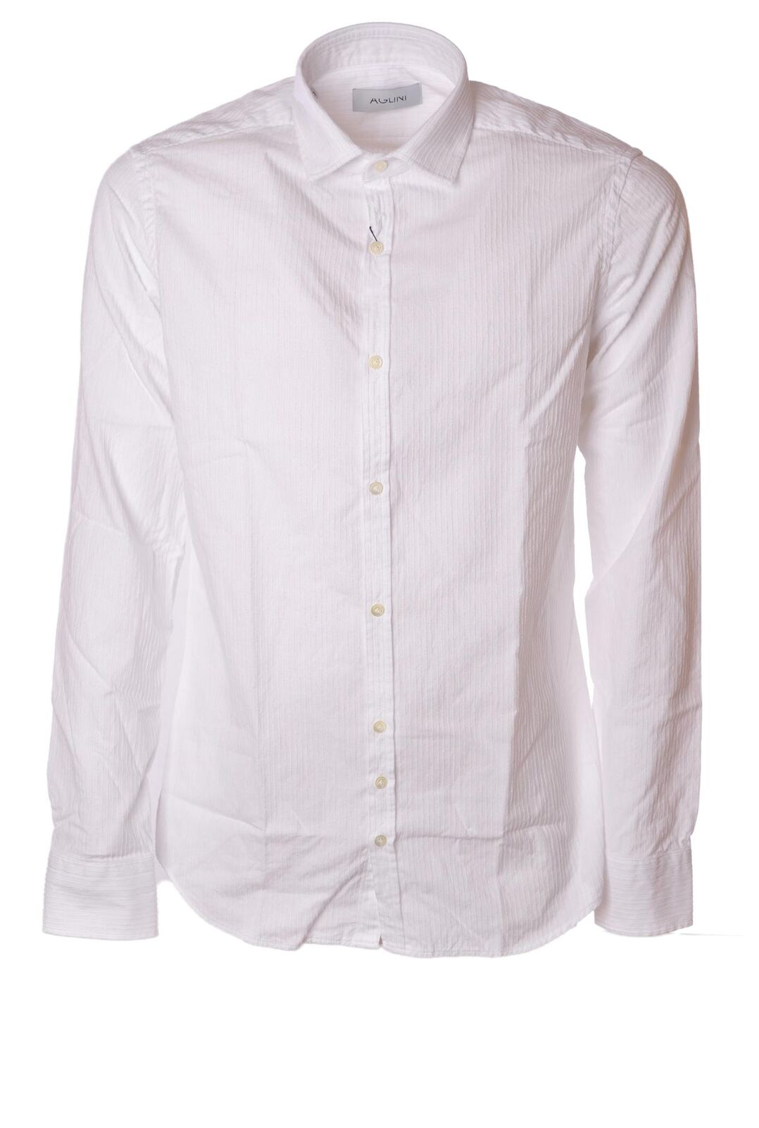 Aglini - Shirts-Shirt - Man - Weiß - 4332006E185716