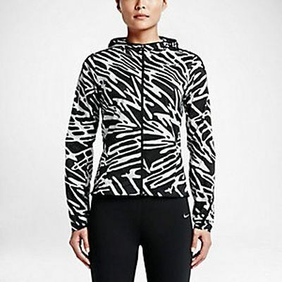 Nwt Nike Palm Impossibly Light Women S Running Jacket Blk