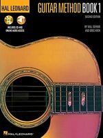 Hal Leonard Guitar Method Book 1: Book/cd Pack By Will Schmid, (paperback), Hal on sale