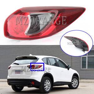 Right Driver Side Outer Rear Tail Light Lamp For Mazda CX-5 CX5 KE KF 2012-2017